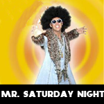 Zanger Mr. Saturday Night