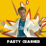 Zanger Party Crasher